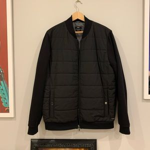 Hugo Boss Bomber Puffer Jacket